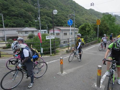 岡山県備前市 片鉄ロマン街道サイクリング_d0174462_181417.jpg