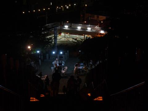 大船ビアフェスタで夜景眺めながら北鎌倉の恵みを味わう_c0014967_23184842.jpg