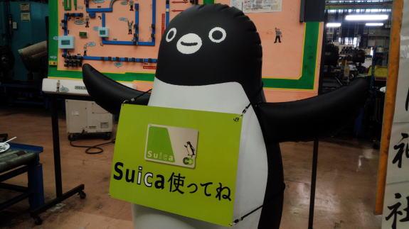 東京総合車両センター 夏休みフェア -1- 車両基地!_a0268377_22355743.jpg