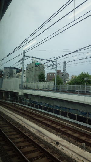 東京総合車両センター 夏休みフェア -2- 山手線一周!_a0268377_23040110.jpg