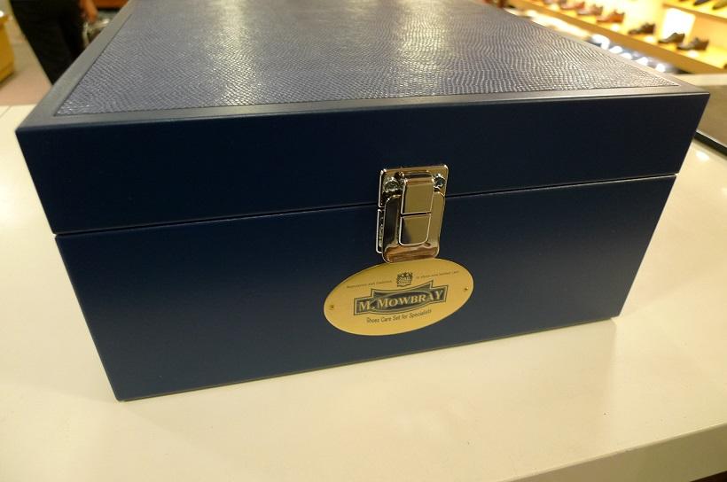 新しいシューケアボックスが入荷しました_d0166598_1305457.jpg