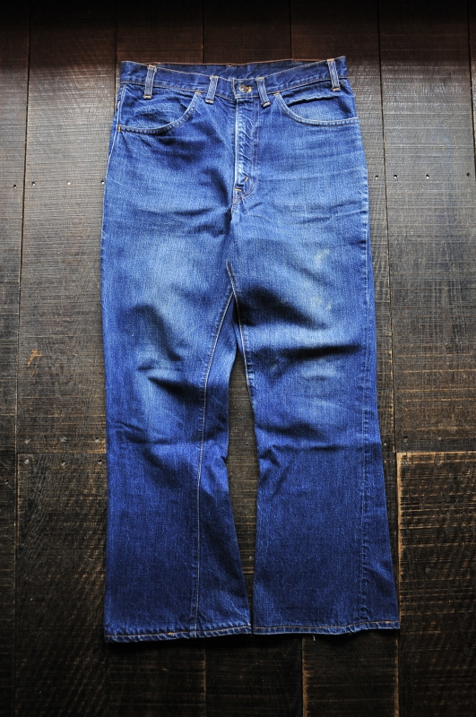 Levi\'s Denim 646 big E & single stitch_d0222908_12425736.jpg