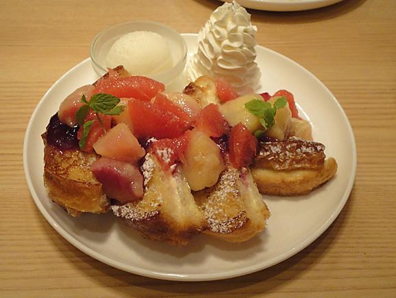 Ivorish渋谷 夏商品試食してきました。_e0230011_1540264.jpg