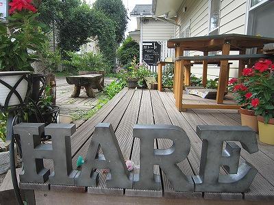 HARE  cafe&dining @入間 ジョンソンタウン_b0157216_14344541.jpg