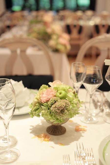夏の装花 日比谷パレス様へ と軽井沢で単発アシスタント募集のお知らせ_a0042928_9551639.jpg
