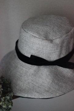 秋冬のスタイリング ウールとベロアの帽子・・・♪_f0168730_12592396.jpg