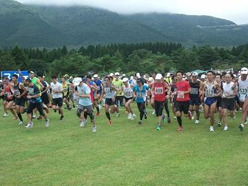 第33回阿蘇・瀬の本高原マラソン大会に出場しました_e0149436_23194377.jpg