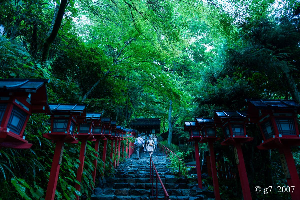 貴船神社 〜1〜_f0152550_16123191.jpg