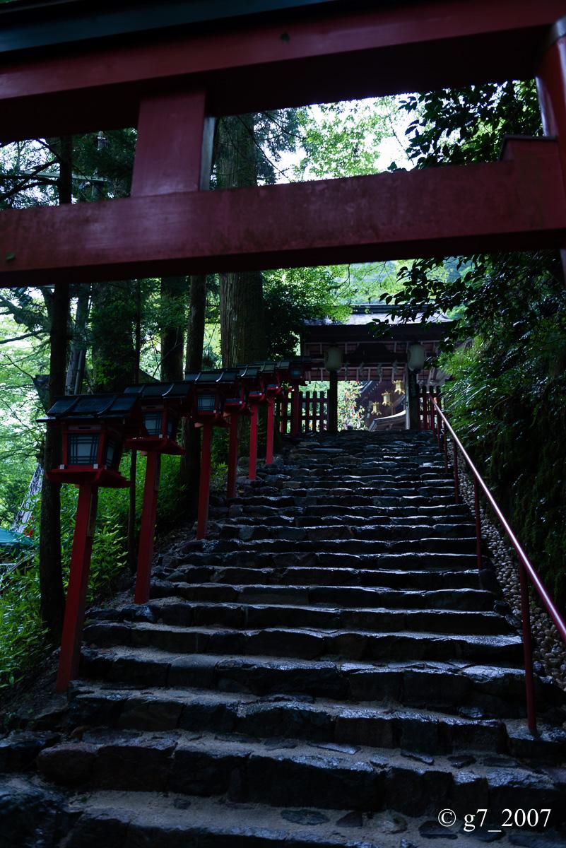 貴船神社 〜1〜_f0152550_16163952.jpg