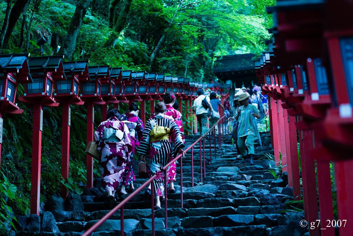 貴船神社 〜1〜_f0152550_16171453.jpg
