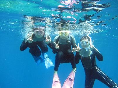 ダイビング☆シュノーケルでもウミガメに会えました!!_a0156273_19462638.jpg