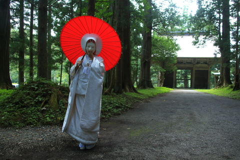 遠野早池峯神社狐の嫁入り_f0075075_19505984.jpg