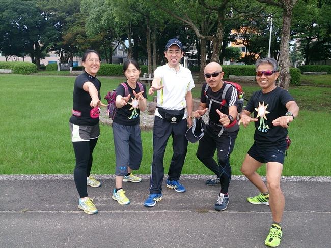 「team一期一会100」のメンバーにお会いしました_e0294183_1574767.jpg