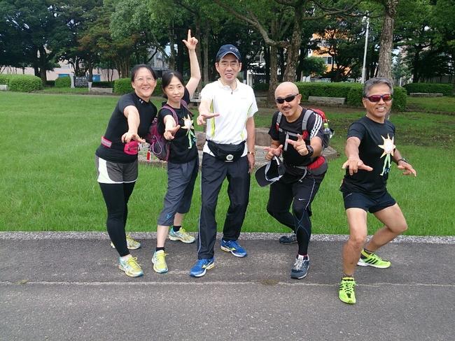 「team一期一会100」のメンバーにお会いしました_e0294183_1591229.jpg