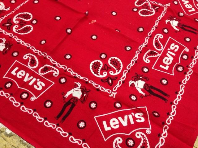神戸店8/27(水)シカゴVintage&Superior入荷!#2 LEVI\'S P/Wデニム IKE BandannaItem!!!_c0078587_19421942.jpg
