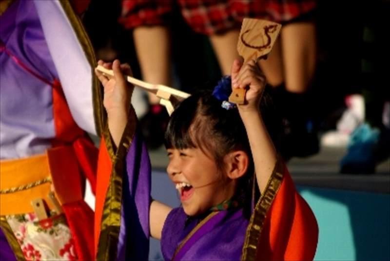 原宿表参道元氣祭 スーパーよさこい_e0305388_1530737.jpg