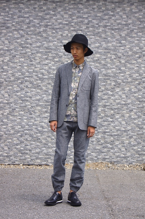 SOPHNET., UE, F.C.R.B. - 2015 S/S Exhibition & Styling Selection!!_c0079892_20332284.jpg