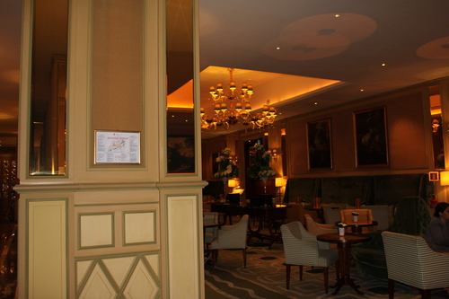 イタリアへの旅その10―ミラノドォーモの上、ディナー、Hotel Principe de Savoiaの朝食、帰路_e0123104_731474.jpg