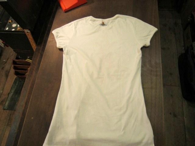 ヴィヴィアン・ウエストウッドとワールズエンドクラシックスのTシャツ_a0182112_16511142.jpg