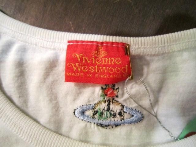 ヴィヴィアン・ウエストウッドとワールズエンドクラシックスのTシャツ_a0182112_18293468.jpg