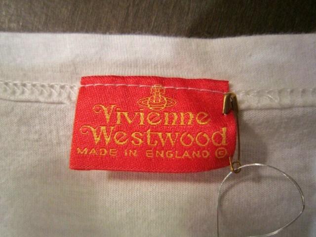 ヴィヴィアン・ウエストウッドとワールズエンドクラシックスのTシャツ_a0182112_18433233.jpg