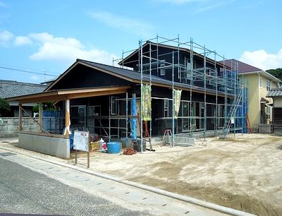 工事は進む…八反地の家 ほか_a0187214_132852100.jpg