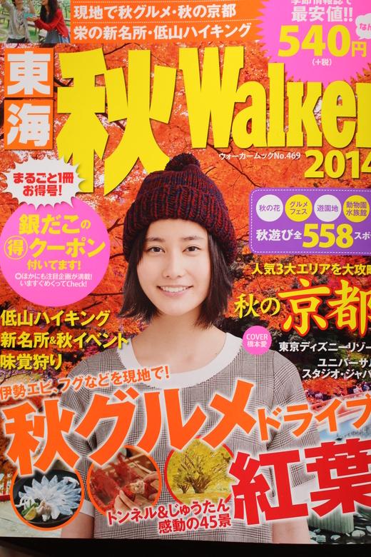 東海 秋Walker2014―栗きんとん絞り体験_d0063218_1095846.jpg