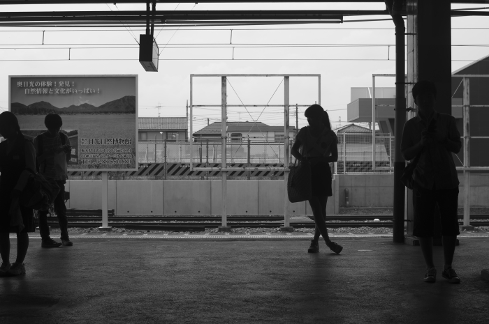 Platform   ・・・東武線・・・_f0333031_06590733.jpg
