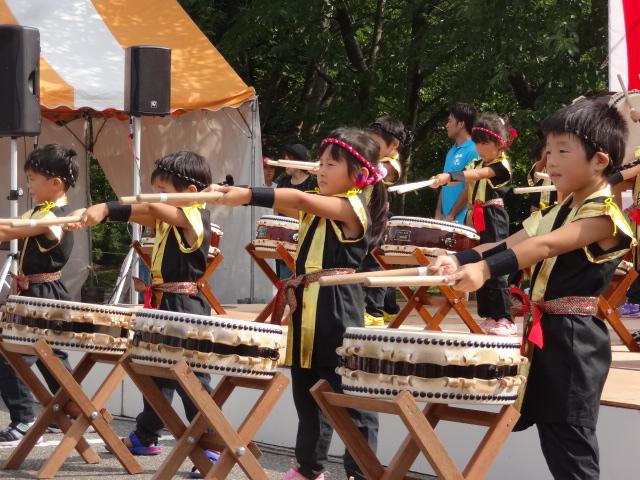 草生水祭りに出演してきました_d0166047_958159.jpg