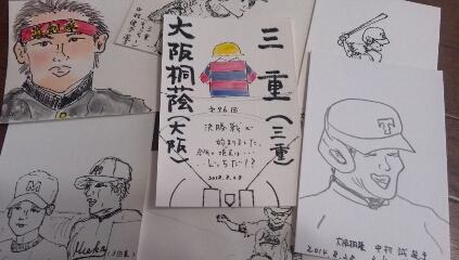 2014甲子園  優勝は大阪桐蔭でした。。_b0124466_14454338.jpg
