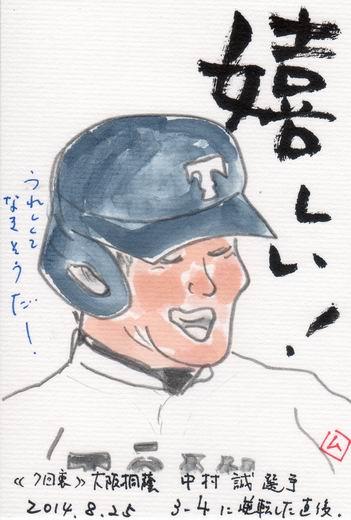 2014甲子園 決勝 「嬉しい!」_b0124466_1932371.jpg