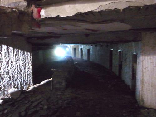 ブルガリア 旧共産党の廃墟_b0141474_1259242.jpg