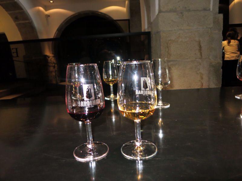 ポルトガル22ポートワイン・サンデマン_e0233674_2046369.jpg