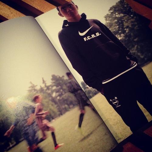 F.C.Real Bristol 2014-15 A/W COLLECTION 8.30 KICK OFF!!_c0079892_1225734.jpg