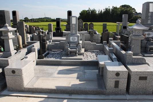 墓石再建工事2_d0154292_1002683.jpg