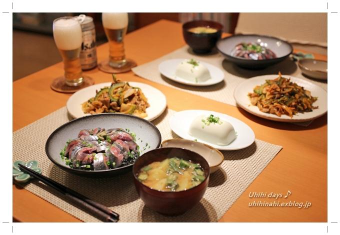 新秋刀魚 で サンマ丼!_f0179404_753273.jpg