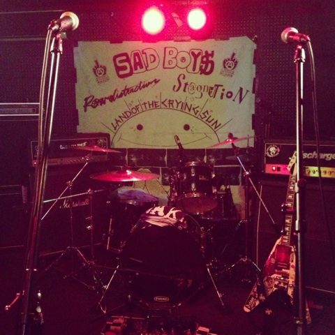 SAD BOYS JAPAN TOUR!_c0234515_14374632.jpg