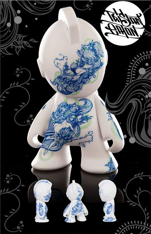 美しすぎるボット君、フローラル・プレジャー、今週末発売_a0077842_2211737.jpg