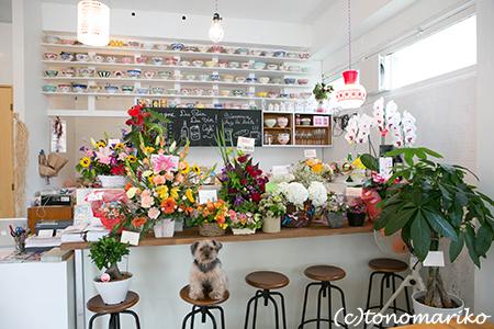 ブロカントとお花ミックスの楽しみ方_c0024345_13461930.jpg