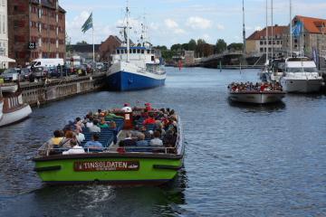 コペンハーゲンの夏・10〜船に乗って_a0091348_18153564.jpg