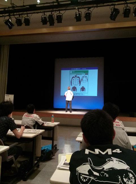 2015春夏ライディングギア商品説明予約会_e0114857_20525810.jpg