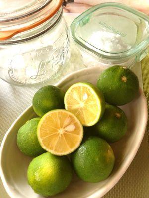 レモン塩!スダチ塩⁉︎_e0086864_23582556.jpg