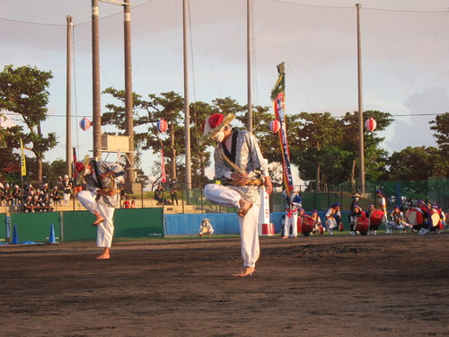 Yomitan Eisa Festival._c0153966_10261823.jpg