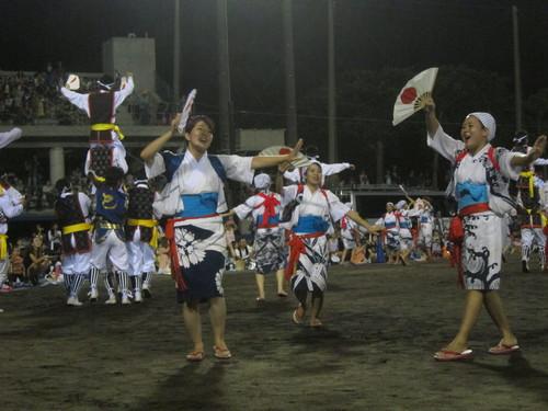 Yomitan Eisa Festival._c0153966_10434680.jpg