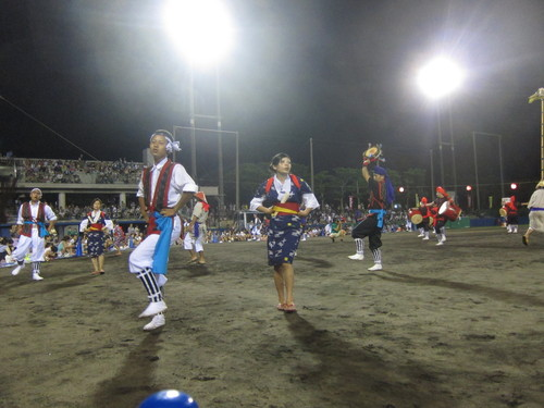 Yomitan Eisa Festival._c0153966_10451447.jpg