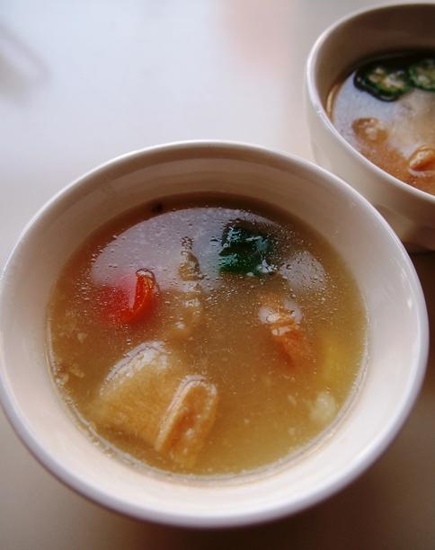 麩と鴨のスープ_e0148373_13350951.jpg