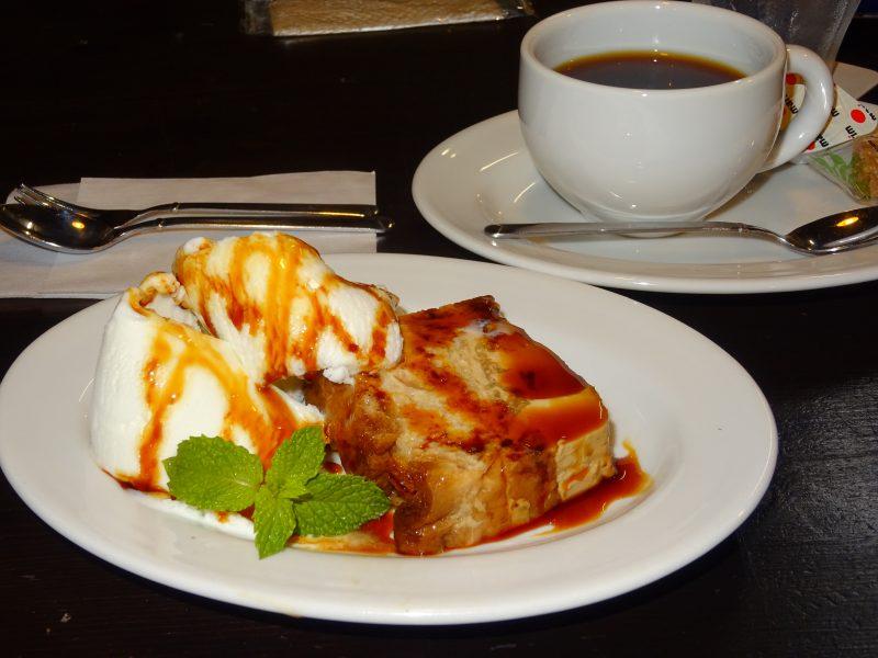 神尾流 キャビネ プディング に オニバスコーヒー 『Cafe Frida』_e0187286_19362862.jpg