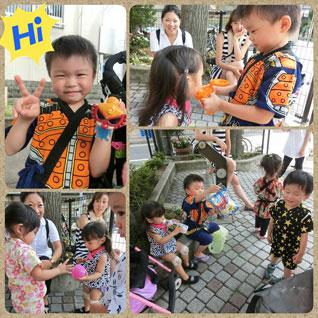 級友達と再会・・・幸せのちびっこ祭り♡_d0224894_13164858.jpg