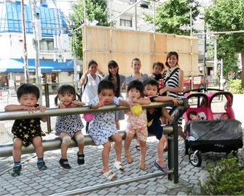 級友達と再会・・・幸せのちびっこ祭り♡_d0224894_1318534.jpg