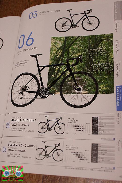 2015モデル Lifestyle Bike 試乗会_e0126901_05494924.jpg